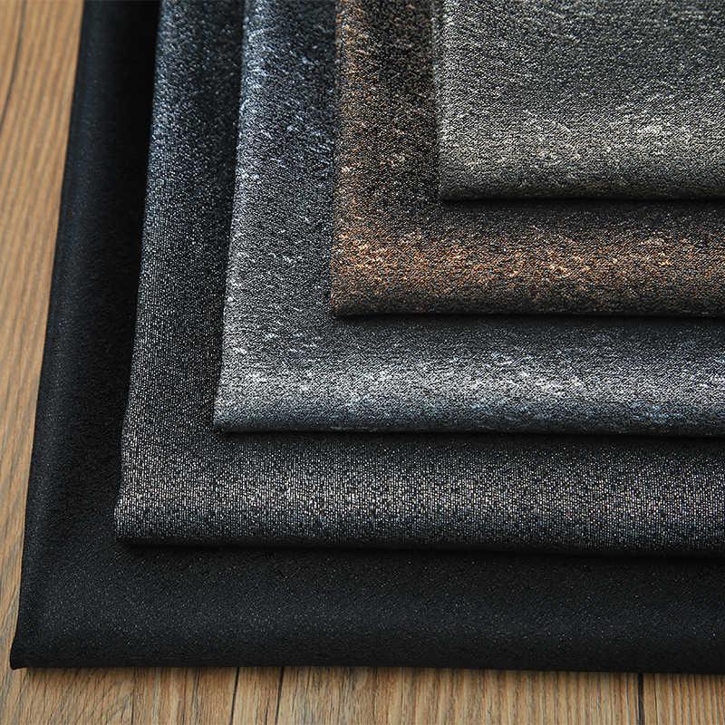 CF432 0.5 metr moda wysokiej jakości żakardowe tkaniny projektanta tkaniny jednolity kolor podstawowy Warwick Streamer garnitur spódnica spodnie z tkaniny
