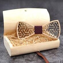 Dřevěný motýlek set – Genadij