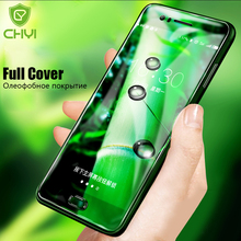 CHYI 9H Premium Tempered Glass Film For XiaoMi Mi6 Mi5s Mi5c 2.5D Screen Protector Oleophobic Coating Anti Fingerprint mi 5