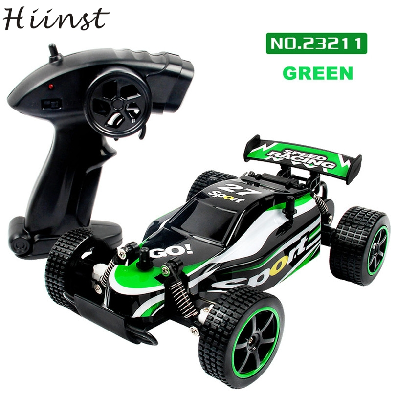 HIINST Best Seller Drop ship 2 GHZ 2WD Radio Remote Control Off Road font b RC