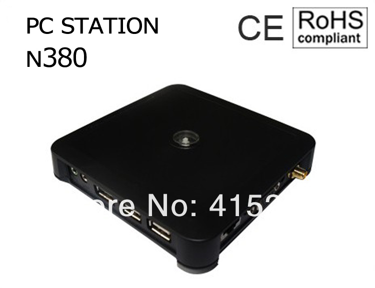3 usb port diskless thin client pc stations, cloud terminal Factory cheapest WIN CE 6 OS multi user share host pc of windows