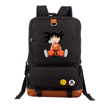 High Quality Dragon Ball Printed Backpack