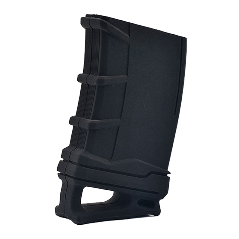 Tactical Hunting Fast Magazine Rubber Pouch For M416/M16A4 Pouch Bag 5.56 Mag Pouch Bag Water Gun holster(China)