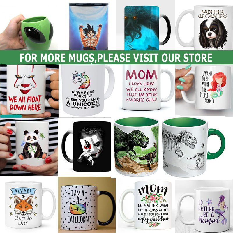 Funny Mugs I Love Spreadsheets Geek Nerd Gamer MAGIC NOVELTY MUG 3