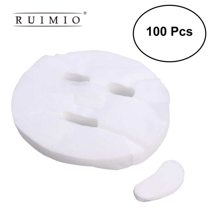Toiletry Kits Careful New Arrival100pcs/set Diy Water-saving Facial Paper Compressed Masque Disposable Mask Sheet Tablets Care Skin Face For Sale Tools & Accessories