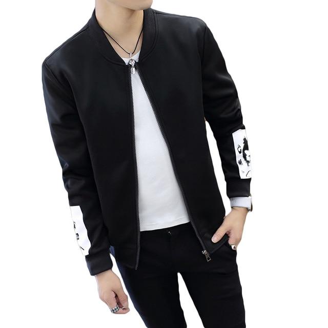 Aliexpress.com : Buy 2017 Autumn Men's Clothes Baseball Jacket Men ...