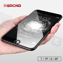 2.5D 9H Premium Tempered Glass For iPhone X 6 6s 7 8 Plus Screen Protector Film For iPhone 5 5s se 6s 7 6 8 Protective Glass