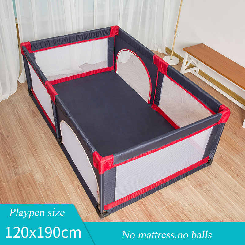 Detail Feedback Questions About Foldable Baby Playpen Fence Steel