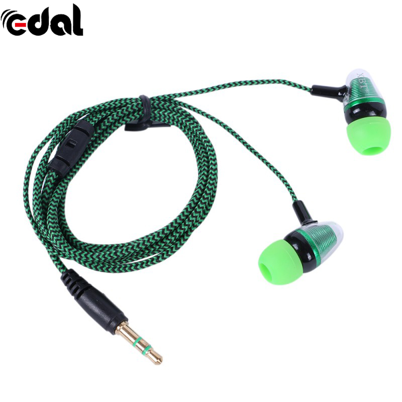 High Quality Super Bass Clear Voice Earphone Headset Mobile Computer MP3 Universal earphone With Cool Outlook