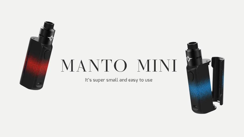 Rincoe Manto Mini RDA 90W Kit-2
