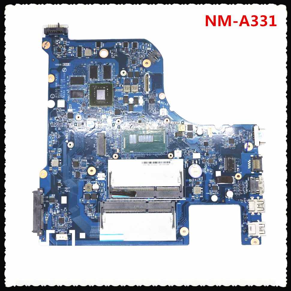 Z70 80 non integrated Laptop motherboard i5 5200U 2.2GHz CPU 5B20H14162 AILG1 NM A331 DDR3L MainBoard { 90 days warranty }|Chargers| |  - title=