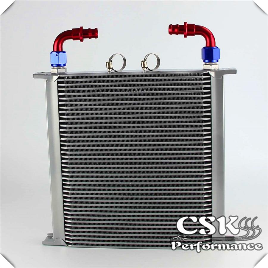 High Performance 40 Row AN10 Aluminum Engine Transmission Oil Cooler Radiator SL