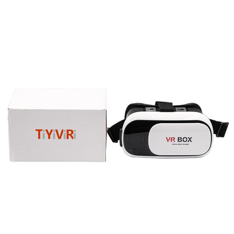 VR BOX 2.0 II Google 3D Glasses VR Glasses Virtual Reality Goggles Cardboard Headset Helmet For Mobile Phone iPhone 7 6 6s 5 15