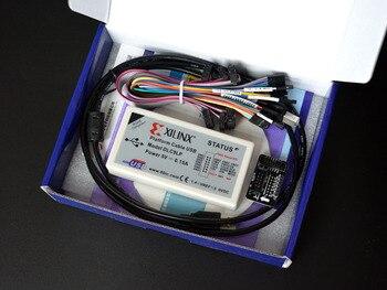 Xilinx Platform Cable USB FPGA CPLD  Download the debugger Support the JTAG Slave Serial SPI is stable freeshipping xilinx platform cable usb downloader