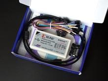 Xilinx แพลตฟอร์มสาย USB FPGA CPLD ดาวน์โหลด Debugger สนับสนุน JTAG Slave Serial SPI มีเสถียรภาพ
