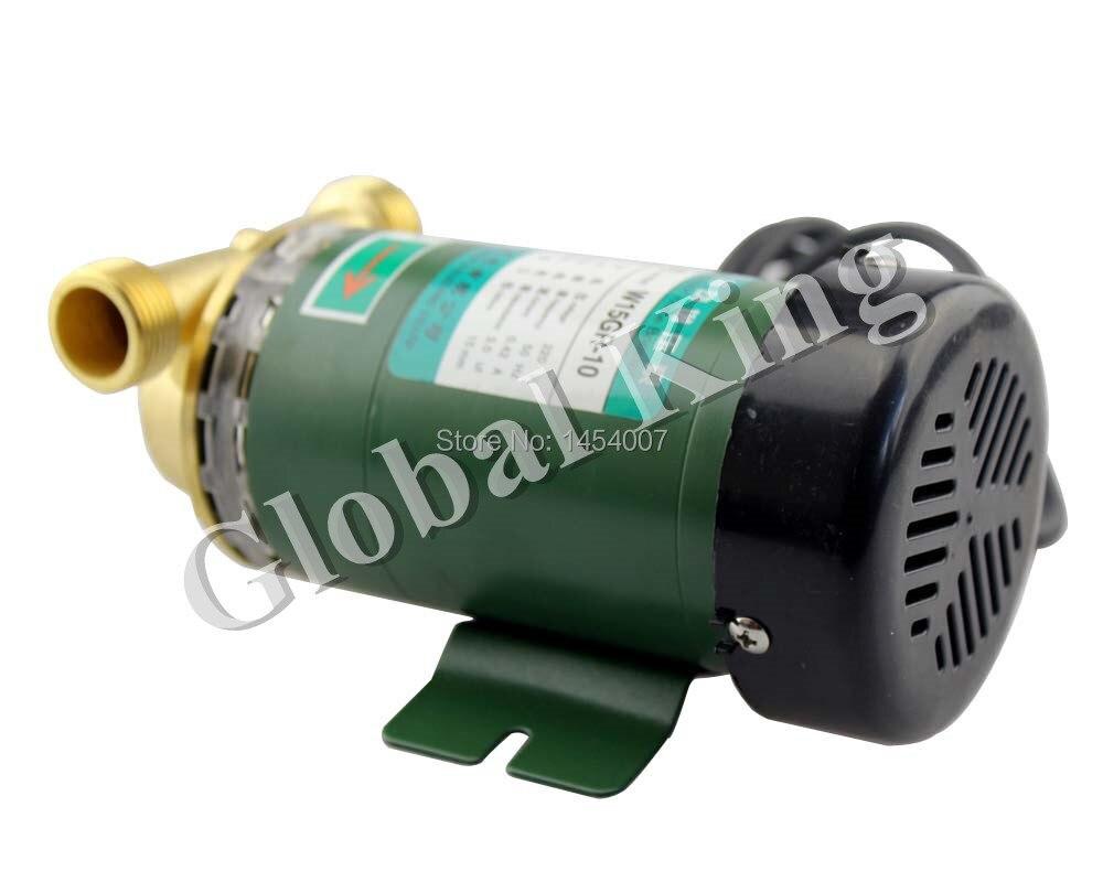220 V, 260 W automatique douche Machine à laver chauffe-eau solaire Booster pompe à eau - 4