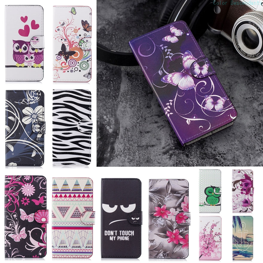 Book Flip Covers For Xiaomi 8 lite PU Leather Fundas Cases For Xiaomi 8 lite 8 lite Cases Cute Wallet Stand Slot Full Housing^