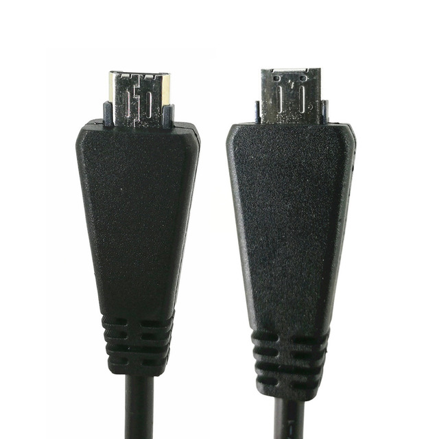 VMCMD3 VMC-MD3 VMC MD3 USB Data Cable Cord for Sony W350 W360 W370 W380 W390 HX9 HX7 WX7 TX100 TX10 H70 WX9 WX10
