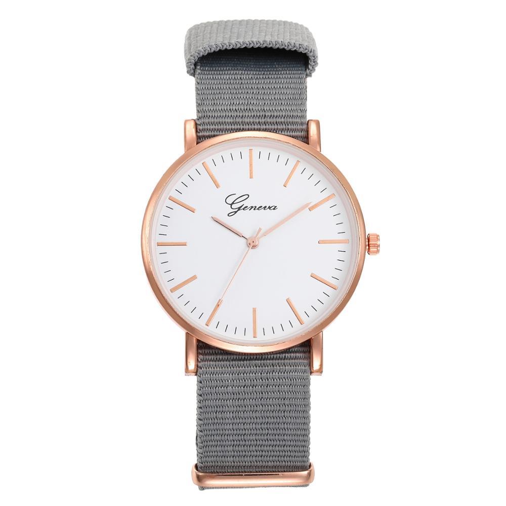Bracelet Wristwatch Rhinestone Quartz Analog Women Ladies Alloy Relojes