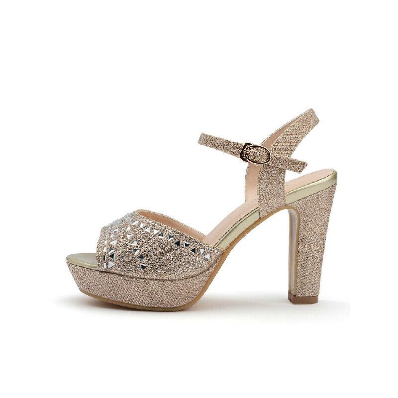 Aliexpress.com : Buy New Fashion Chunky Heel Shoes Sexy Women's ...