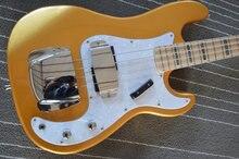 Fretless e-bass, bass gitarre 4 string lager Haben, guitarra eletricado sofort shippment