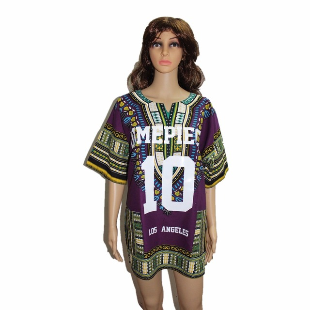 Dashiki Fabric Multi Use Men Hippie Punk Traditional Dashiki Fabric