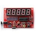 50 MHz Kristall Oszillator Frequenz zähler Tester DIY Kit 5 Auflösung Digital Rot