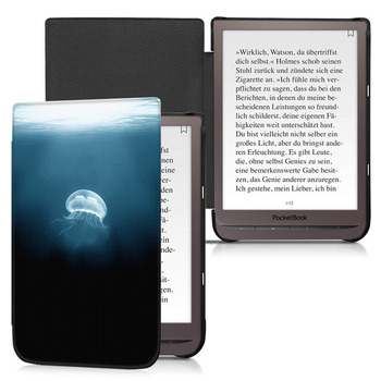 BoZhuoRui чехол для 7,8 ''PocketBook 740 InkPad 3 PB740 электронная книга с автоматическим сном/Пробуждение ультратонкий окрашенный Pocketbook Обложка