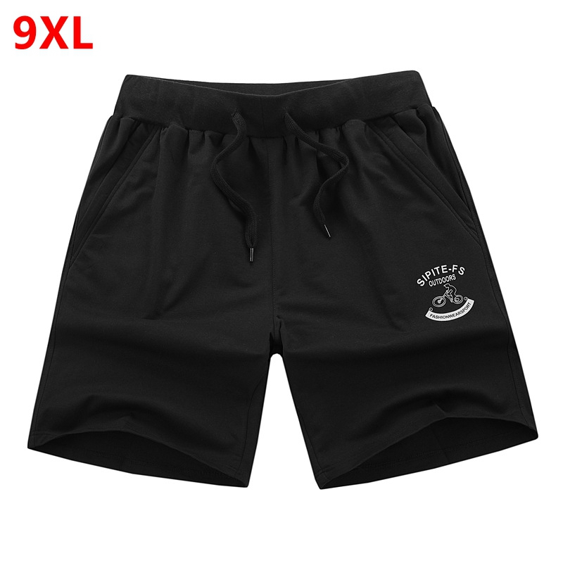 Large size shorts men shorts for men summer color code Male Fitness Men s casual fifth