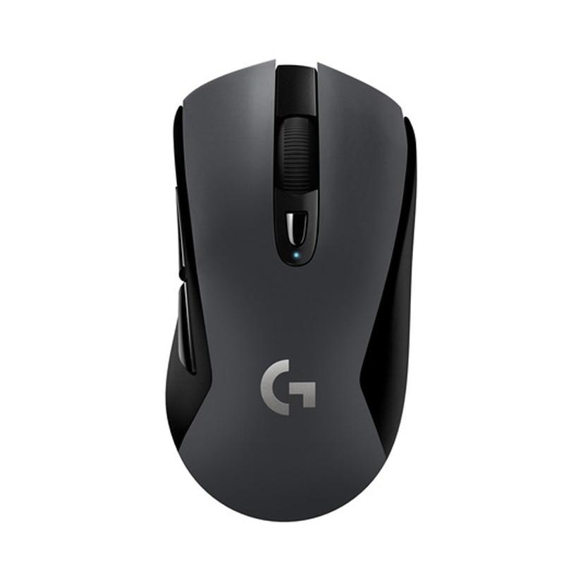 Здесь можно купить  Logitech G603, mano derecha, optico, RF inalambrica + Bluetooth, 12000 DPI, 88,9 g, Negro  Компьютер & сеть