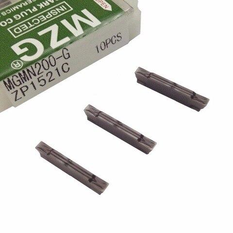 Preço com Desconto Inserções de Carboneto de Cimento Torneamento Torno Usinagem Ferramentas Toolholders Indexáveis Mzg Mgmn150-g Zp1521 Cnc Aço