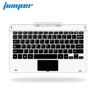 Jumper EZpad 6 Pro / EZpad 6s Pro tablet pc keyboard Magnetic Docking Interface QWERTY Layout Comes with Touchpad keyboard