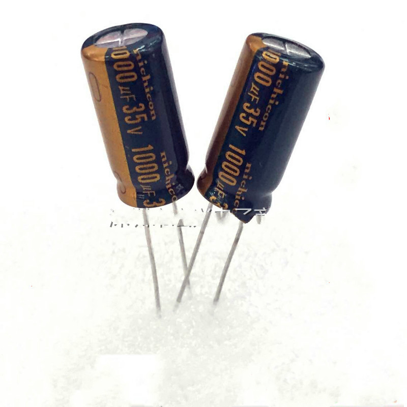 10pcs high quality 35V1000UF High frequency and low resistance  Long life    Electrolytic capacitor 1000UF 35V 10X20mm 10pcs high quality 25v68uf high frequency and low resistance long life electrolytic capacitor 68uf 25v 5x11