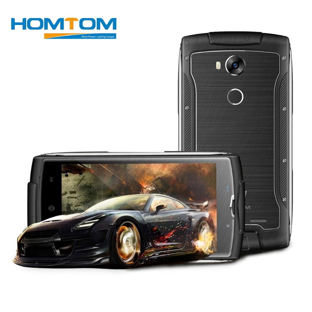 HOMTOM ZOJI Z7 4G Smartphone IP68 Waterproof 5.0 inch Android 6.0 MTK6737 Quad Core 1.3GHz 2GB RAM 16GB ROM 8.0MP Mobile Phones