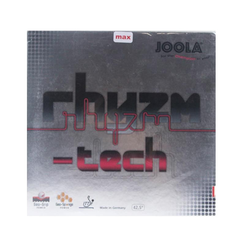 Joola RHYZM Tech (Rhyzm-tech) Table Tennis Rubber Ping Pong Sponge Tenis De Mesa самолеты импеллерные art tech