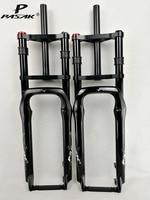 Doppel Schulter Fett Bike Suspension Gabel Fett Fahrrad 26