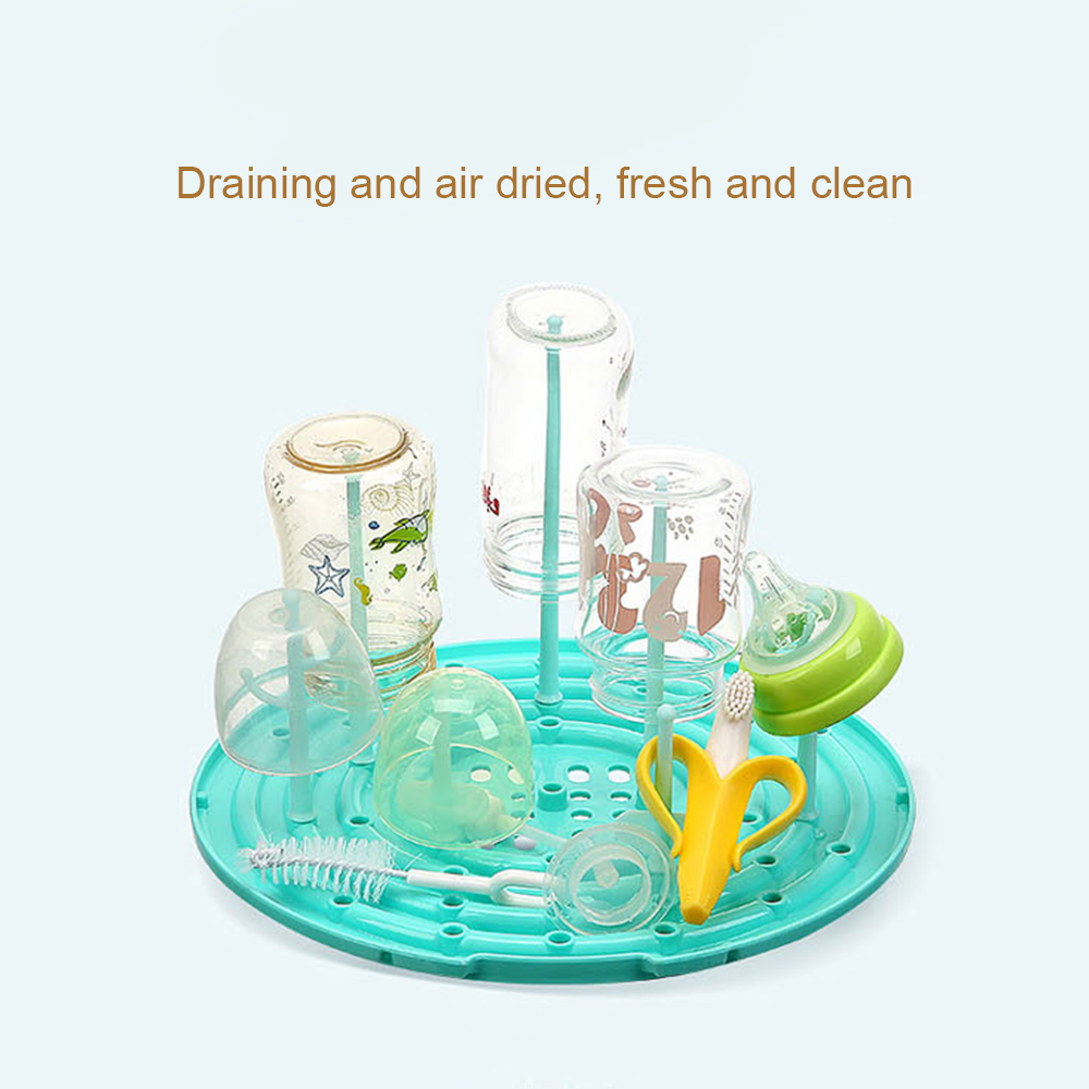 Bottle Feeding Bottle Milk Food Dustproof Baby Bottle Dryer Baby Bottle Dryer For Milk Container