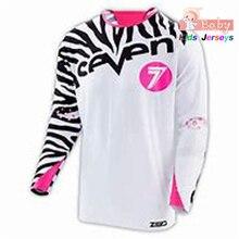 2019 новый бренд дети мотокросса горнолыжные горный велосипед DH рубашка MX МОТОЦИКЛ Костюмы Ropa для мальчиков быстросохнущая MTB футболки