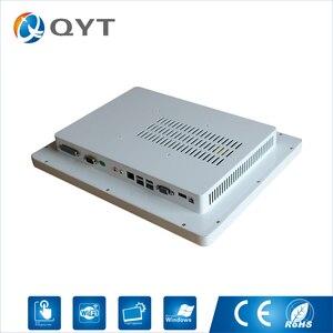 Image 5 - Promozione!!! All In One pc Industriale 15 pollici 4 GB DDR3 32G SSD Mini LED Del Computer pc Intel 3855U 1.6 GHz Con Win7/8/10