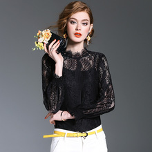 American Spring Summer Fashion Sexy Blouse Modal Tank Top 2Piece Set For Women Stand Collar Lantern Sleeve Blouse Tee Car-covers