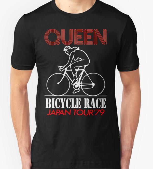 2016 fashion men s bicycle race t shirts men funny printed for Marathon t shirt printing
