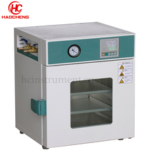 220V лабораторная экстракция цифровая вакуумная сушильная камера шкаф промышленная сушильная печь 24L