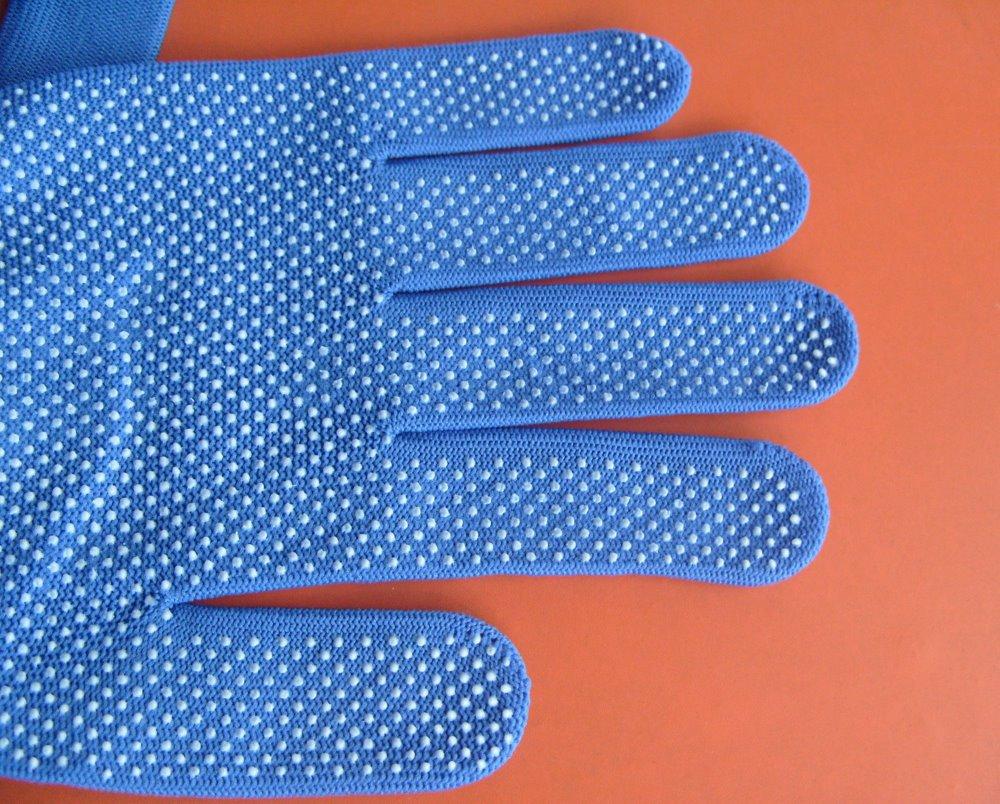 Doprava zdarma 12 párů Nylon dot plast Palm Protiskluzová ochrana - Sady nástrojů - Fotografie 4