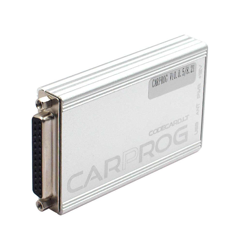Newest Carprog 8 21 with Keygen For Online Version Carprog V8 21 Key  Generator Activate Car Prog 8 21 Software Free Shipping