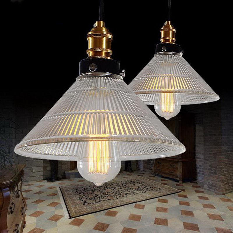 Loft Style American Rural Industrial Living Room Glass Pendant Light Retro Cafe Restaurant Aisle Decoration Lamp Free Shipping european style retro glass chandelier north village industrial study the living room bedroom living rough bar lamp loft