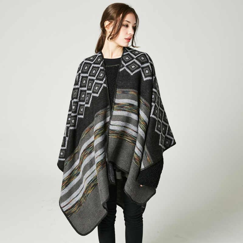 FXFURS женский зимний шарф пашмины кашемировый Пончо Накидки Высокое качество плед для дам пашмины для платья роскошный бренд шарфы