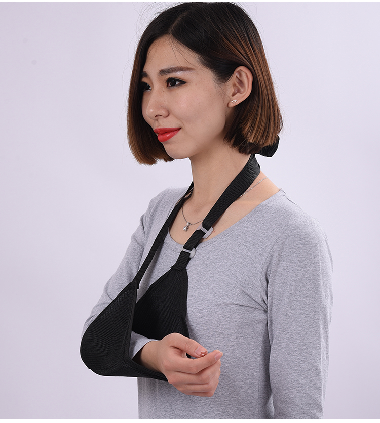 Mesh breathable forearm straps, a broken arm shoulder arm, adult upper limbs fixed belt Pakistan