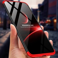 GKK Original 3 in 1 Hard PC Matte Case for Xiaomi Redmi Note 5 7 6 Pro plus Protection anti-knock redmi note pro case