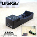 Liitokala Lii-100 1.2V 3.7V 3.2V 3.85V AA / AAA 18650 18350 26650 10440 14500 16340 25500 NiMH lithium battery smart charger
