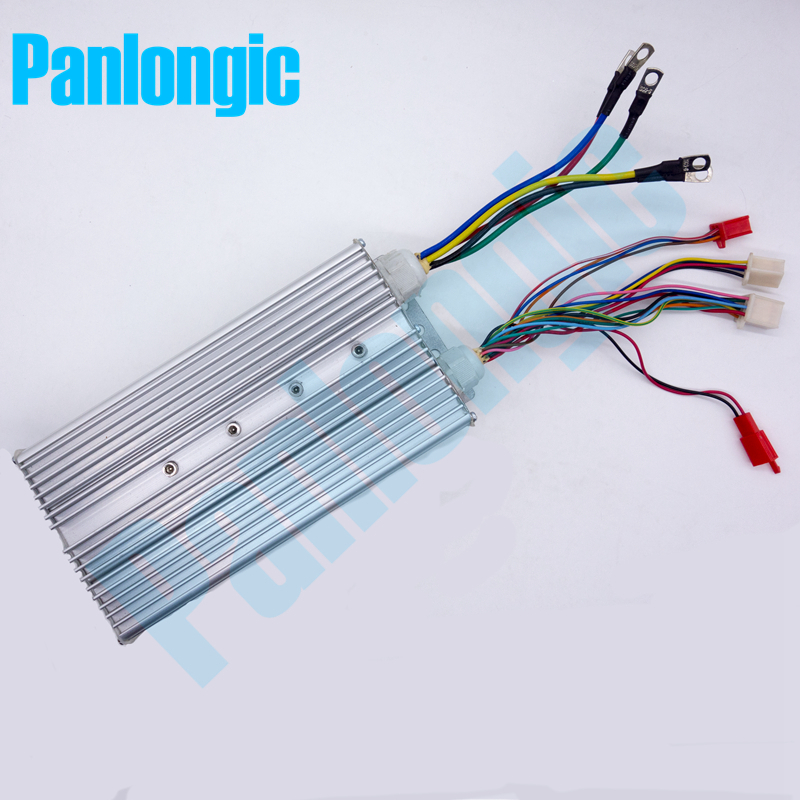 60V 1200W 24 MOFSET Electric Bicycle E-bike Scooter Brushless DC BLDC Motor Controller Electric Bicycle Speed Controller 1200w electric scooter electric motorcycle electric bike eagle